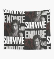 The Last Of Us - Ellie Wall Tapestry