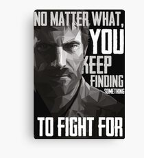 The Last Of Us - Joel Canvas Print