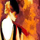 Lady by Catherine Hamilton-Veal  ©