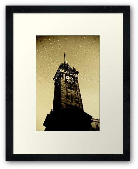 Golden Tower Of Time by Harry Hutchin