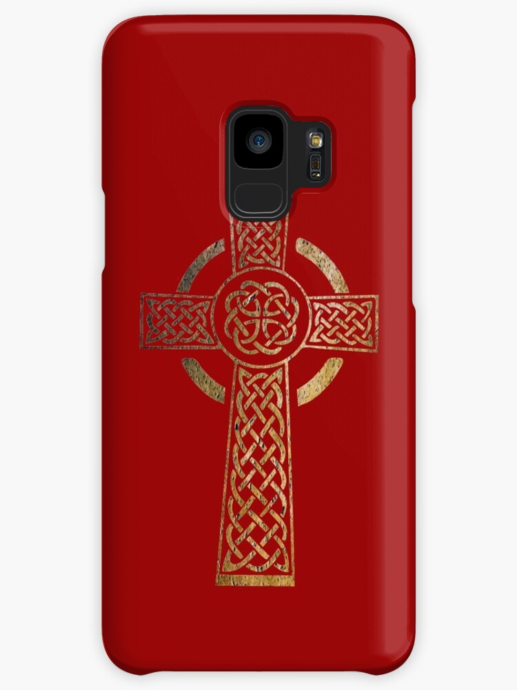 Celtic Cross Pagan Rune Symbol Cases Skins For Samsung Galaxy By