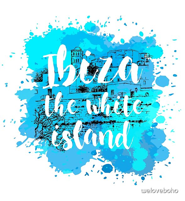 Ibiza the white island by weloveboho