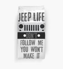 Jeep Duvet Cover