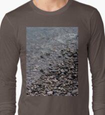Mackinac Island Pebble Beach Long Sleeve T-Shirt