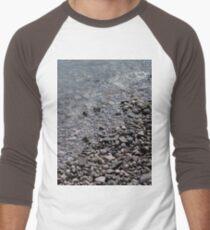 Mackinac Island Pebble Beach Men's Baseball ¾ T-Shirt