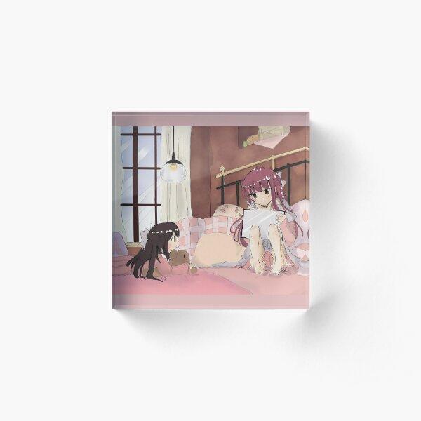 Rin ~Shelter~ Acrylic Block