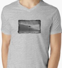 Burleigh for Ladies Mens V-Neck T-Shirt