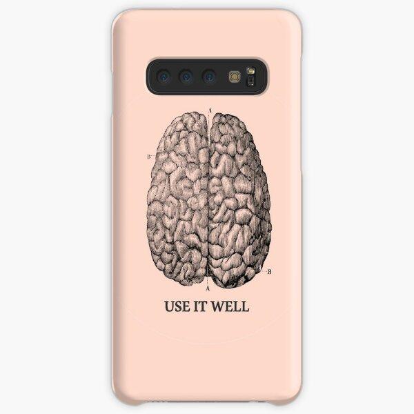 Use it well - Brain  Samsung Galaxy Snap Case