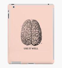 Use it well iPad Case/Skin