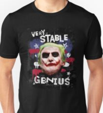 Donald Trump - Very Stable Genius Unisex T-Shirt