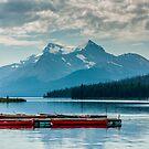 Lake Maligne by robcaddy