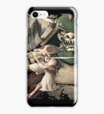 Ronin of the Mushroom Kingdom iPhone Case/Skin