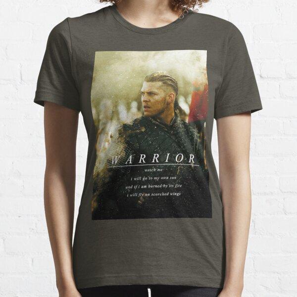 Warrior Watch Me T-shirt essentiel