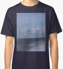 Abstract of Mackinac Island Ferry Ride Classic T-Shirt