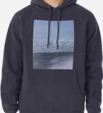 Abstract of Mackinac Island Ferry Ride Pullover Hoodie
