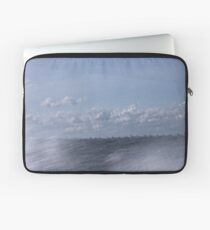 Abstract of Mackinac Island Ferry Ride Laptop Sleeve