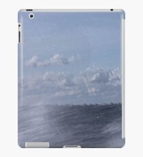 Abstract of Mackinac Island Ferry Ride iPad Case/Skin