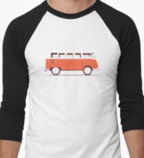 Camiseta ¾ estilo béisbol Red Van