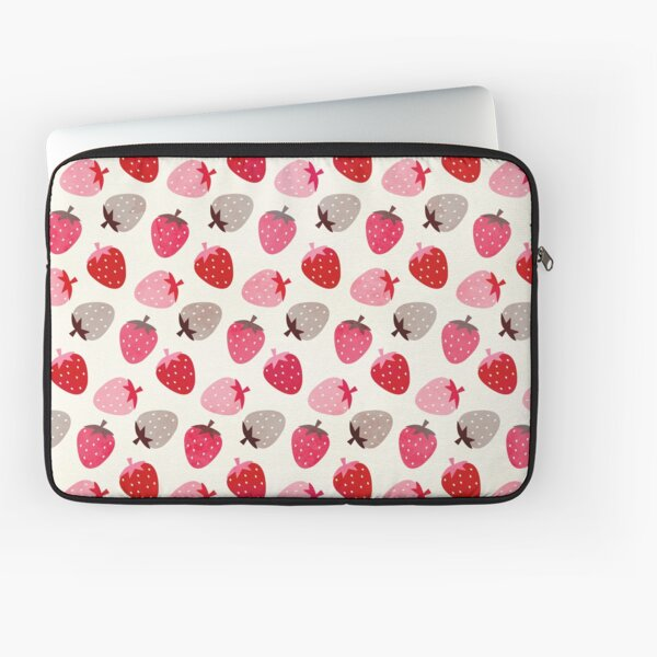 Strawberry Fields Laptop Sleeve