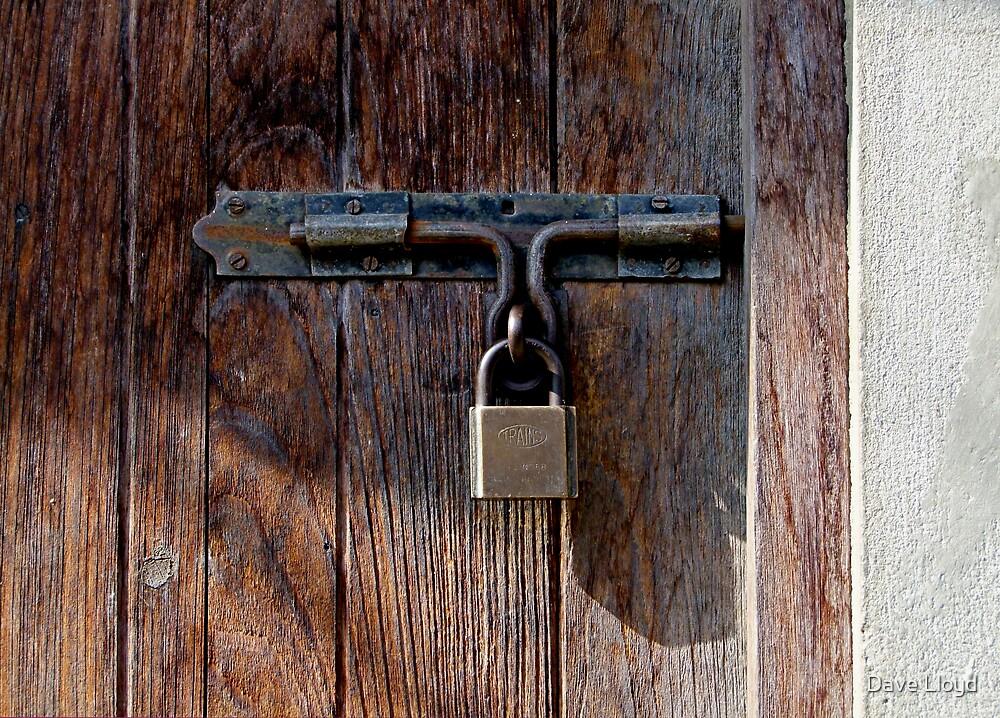 Lock IV by Dave Lloyd