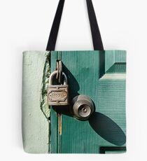 Lock VI Tote Bag