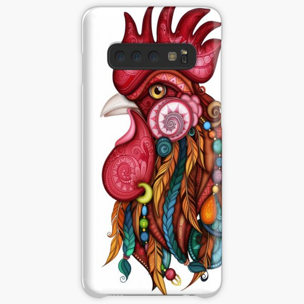 Tribal Rooster Design Samsung Galaxy Snap Case