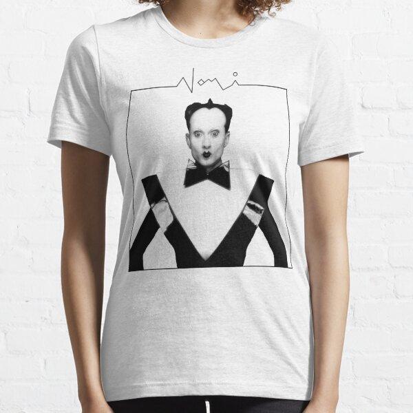 klaus nomi white Essential T-Shirt