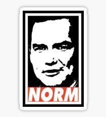 Norm Sticker