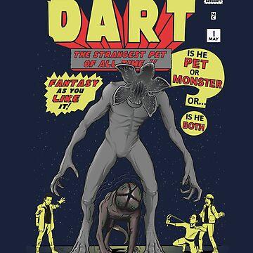 The Incredible Dart by SamielLair