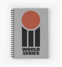 cricket world series - dennis lillee Spiral Notebook