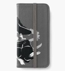 Aikido 3 for dark background iPhone Wallet/Case/Skin