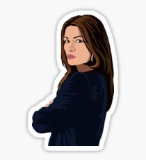 Carla Connor Corrie Sticker