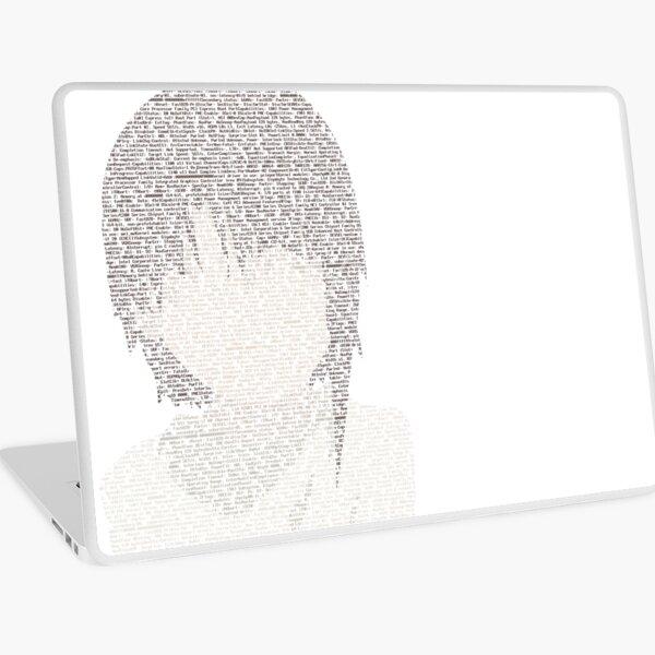 Lainちゃん - [Transparent Ver.] Laptop Skin