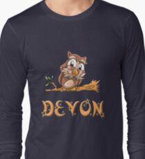Devon Owl Long Sleeve T-Shirt