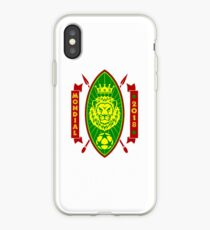 The Pride Of The Tribe 3 iPhone Case