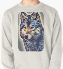 The Tundra Wolf Pullover