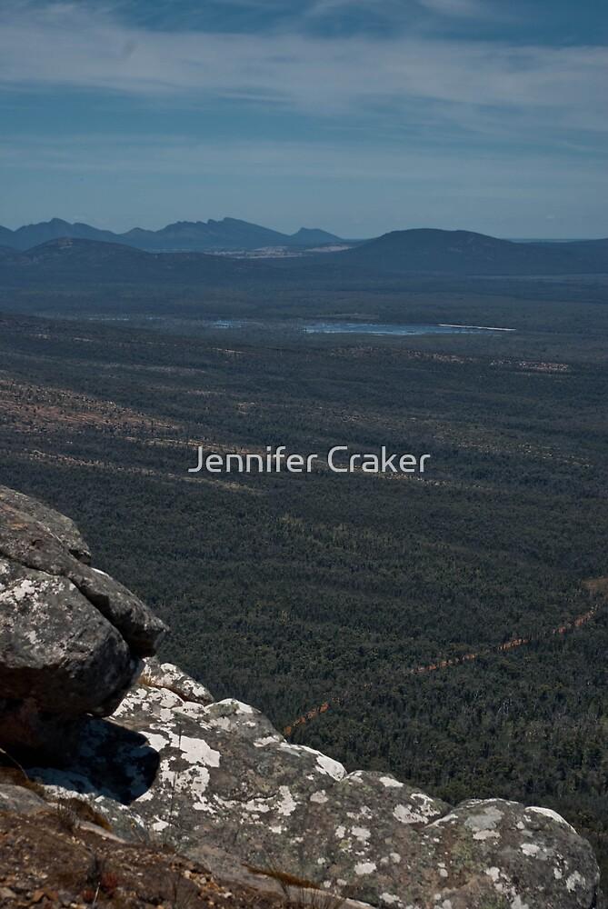 Views of Victoria Vallley by Jennifer Craker