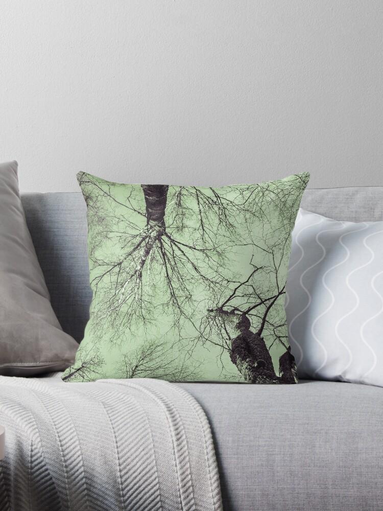 JUNCTIONS [Throw pillows] by Matti Ollikainen
