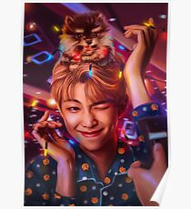 Póster RM y Yeontan