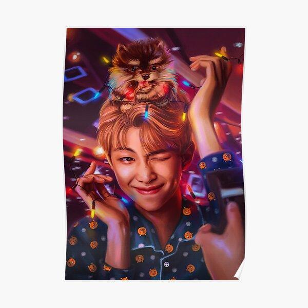 RM & Yeontan Poster