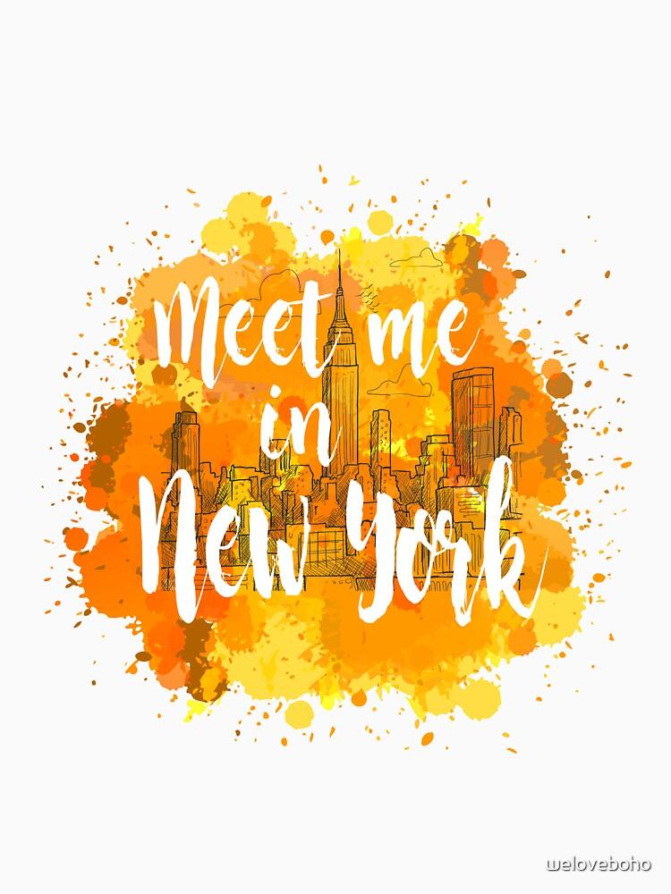 Meet me in New York de weloveboho