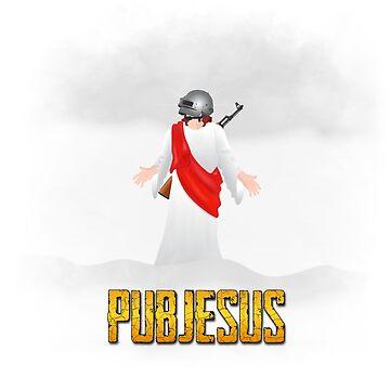 PUBJESUS by willijay