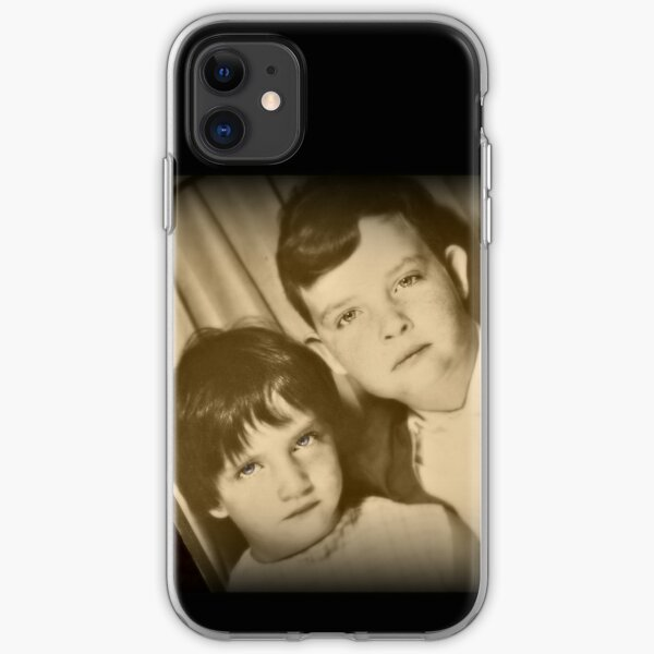 My brother...my hero! iPhone Soft Case