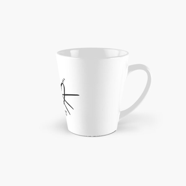 French Horn Comic Tall Mug