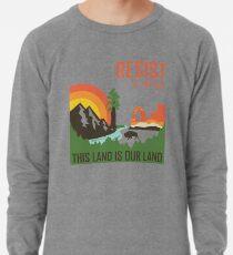 Unterstützung ALT NPS Leichtes Sweatshirt