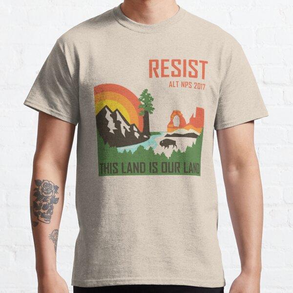 Support ALT NPS Classic T-Shirt