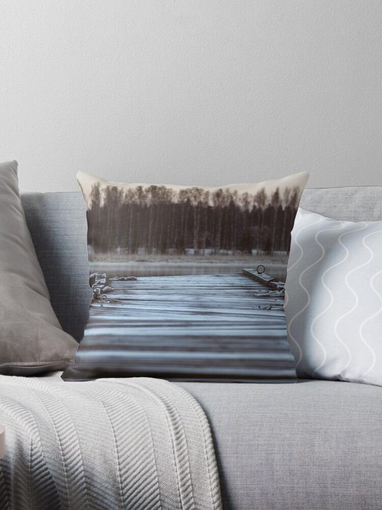 ROPES AND HOPES [Throw pillows] by Matti Ollikainen