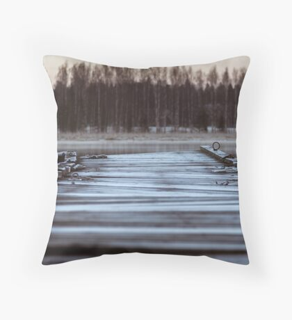 ROPES AND HOPES [Throw pillows] Throw Pillow