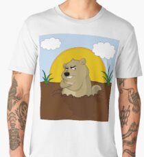 Groundhog day Men's Premium T-Shirt