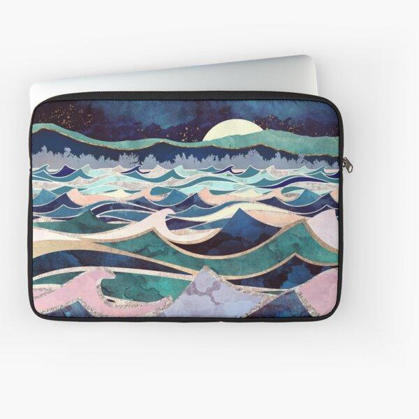 Moonlit Ocean Laptop Sleeve